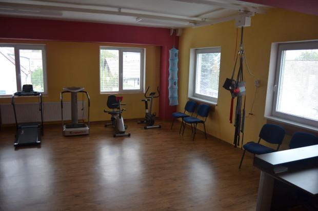 Rehabilitační místnost
